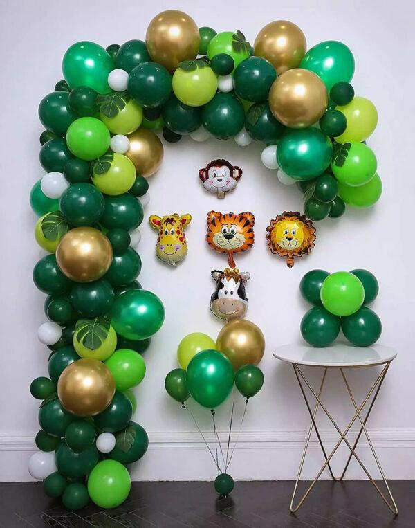 BallonnenBoog Jungle Feest Versiering