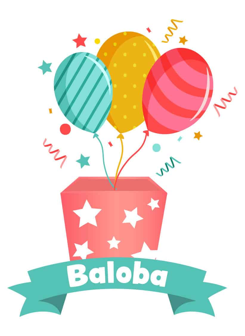 Ballonnenshop - Feestwinkel